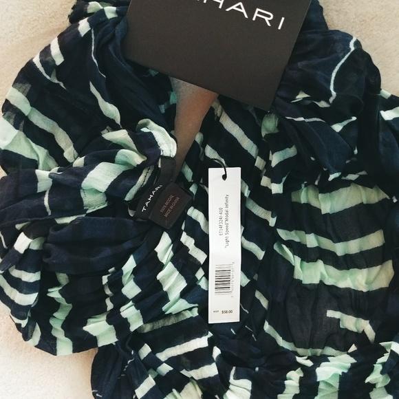 Tahari Accessories - Tahari infinity scarf